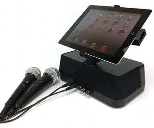 karaoke for iPad