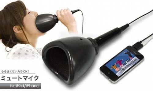 noiseless karaoke mic mute microphone