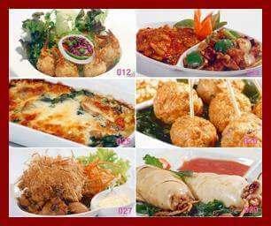 อาหารร้านคาราโอเกะ R&B_Karaoke