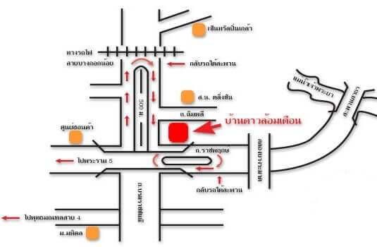 Dao-lom-Deun-house-map